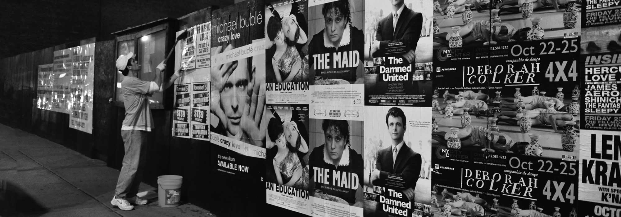 Wild Posting Posters | Printing New York
