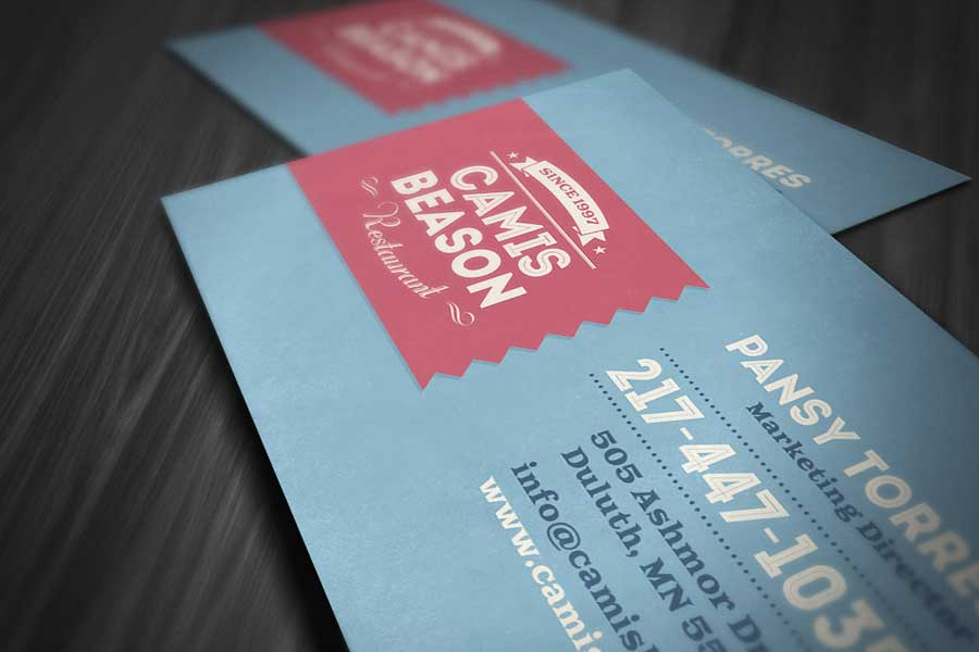Natural Business Cards   Printing New York