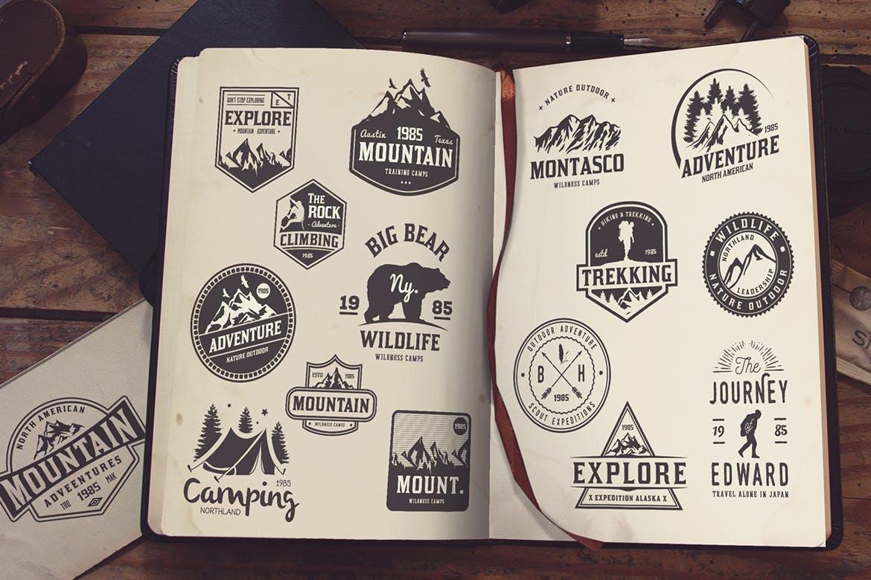 Logo Designs Mockup   Printing New York