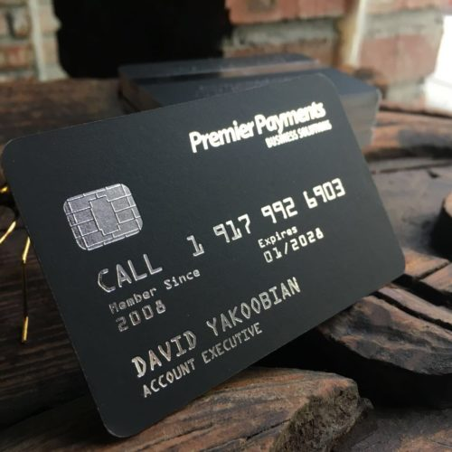 Premier Payments   Projects Printed by Printing New York