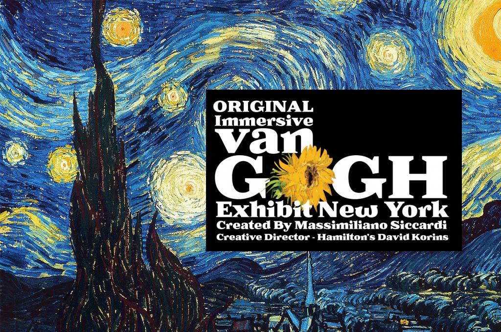 Case Study: Van Gogh Immersive NYC